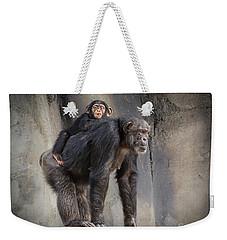 Hmmmm Weekender Tote Bag by Jamie Pham