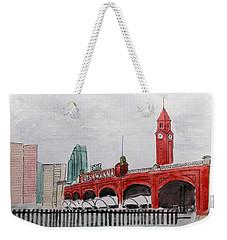 Hoboken Weekender Tote Bag