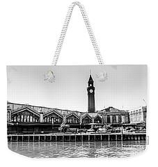 Hoboken Terminal Tower Weekender Tote Bag