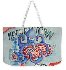 Hockeytown Weekender Tote Bag