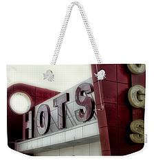 Hofmann Hots Weekender Tote Bag