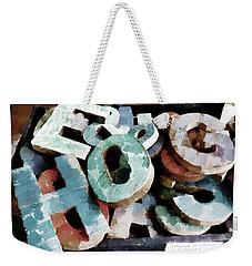 HOG Weekender Tote Bag