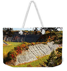Hogs Back Overlook Weekender Tote Bag