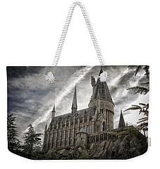 Hogwarts Castle Weekender Tote Bag