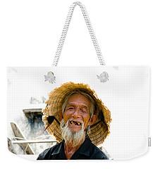 Hoi An Fisherman Weekender Tote Bag