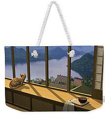 Hokusai Weekender Tote Bag