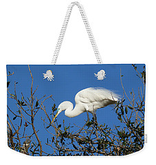 Hold On I'm Coming Weekender Tote Bag