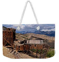 Holding On Weekender Tote Bag