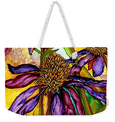 Holding On To Summer Sold Weekender Tote Bag