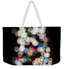 Holiday In Color Weekender Tote Bag by Aaron Aldrich