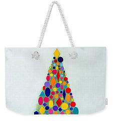Holiday Tree #1 Weekender Tote Bag
