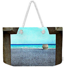 Hollywood Beach Arch Weekender Tote Bag