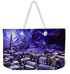 Holy City Weekender Tote Bag