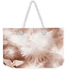 Holy Light Weekender Tote Bag
