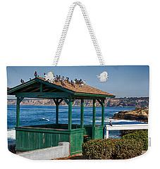 Home By The Sea Weekender Tote Bag