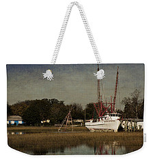 Home For The Day Weekender Tote Bag