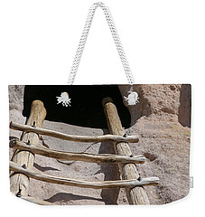 Home In Frijoles Canyon Weekender Tote Bag