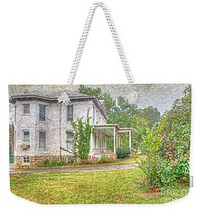 Weekender Tote Bag featuring the photograph Home Is Where The Heart Is by Liane Wright