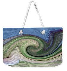 Home Planet - Gravity Well Weekender Tote Bag by Bill Owen