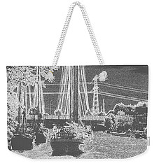 Home Sail Weekender Tote Bag