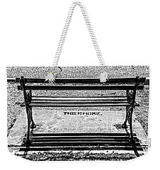 Home Weekender Tote Bag by Sennie Pierson