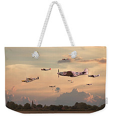 Home To Roost Weekender Tote Bag