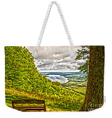 Honeoye Lake Overlook Weekender Tote Bag