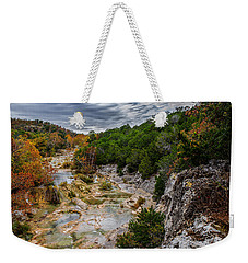 Honet Creek 2 Weekender Tote Bag