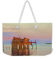 Honeymoon Cottage Weekender Tote Bag