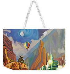Honeymoon In Oz Weekender Tote Bag