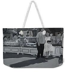 Honeymoon On Main St. Weekender Tote Bag