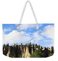 Hoodoos Weekender Tote Bag by Alyce Taylor