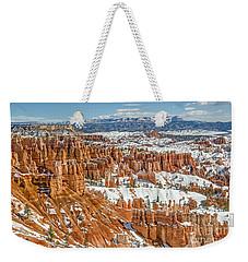 Hoodoos At Sunset Point Weekender Tote Bag