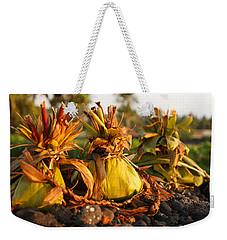 Hookupu At Sunset Weekender Tote Bag