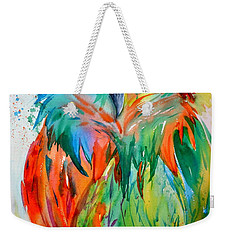 Hoot Suite Weekender Tote Bag