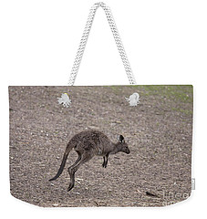 Hop Weekender Tote Bag by Mike  Dawson