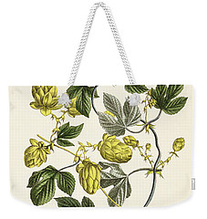 Hop Vine From The Young Landsman Weekender Tote Bag by Matthias Trentsensky