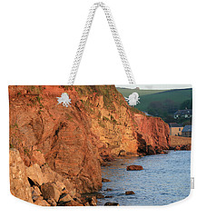 Hope Cove Weekender Tote Bag