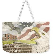 Hope High School Weekender Tote Bag