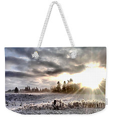 Hope - Landscape Version Weekender Tote Bag