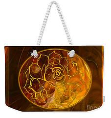 Hope Springs Eternal Abstract Healing Art Weekender Tote Bag