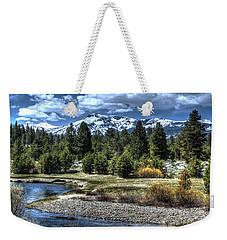 Hope Valley Wildlife Area 2 Weekender Tote Bag
