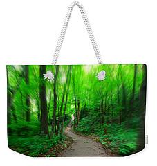 Hopkins Path Weekender Tote Bag