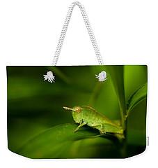 Hopper Weekender Tote Bag
