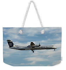 Horizon Airlines Q-400 Approach Weekender Tote Bag