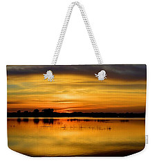 Horizons Weekender Tote Bag by Bonfire Photography