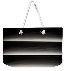 Horizontal Blinds Weekender Tote Bag