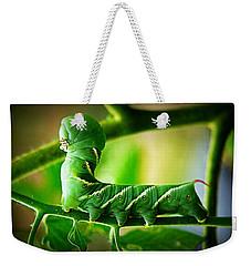 Hornworm Weekender Tote Bag