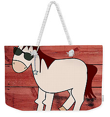 Horse Collection Weekender Tote Bag by Marvin Blaine