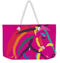 Horse - Colour Me Strong Weekender Tote Bag